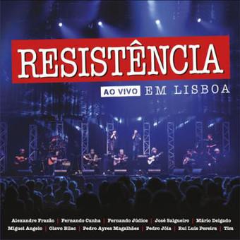 Capa de Disco Ao Vivo em Lisboa