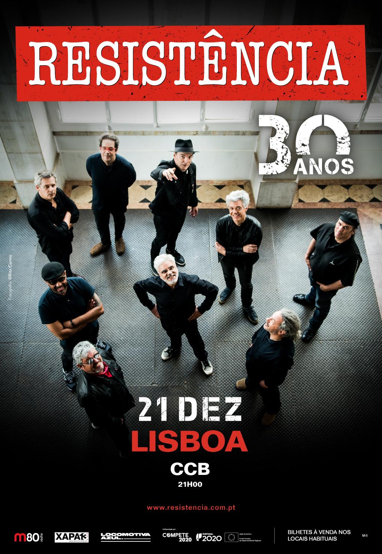 Lisboa – Resistência 30 anos