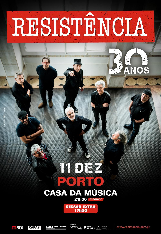 Porto – Resistência 30 anos